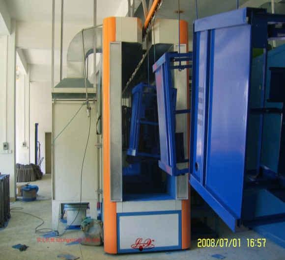 滤芯回收粉柜