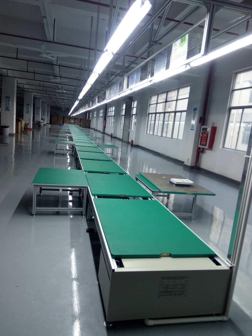 深圳领先优质倍速链组装线!