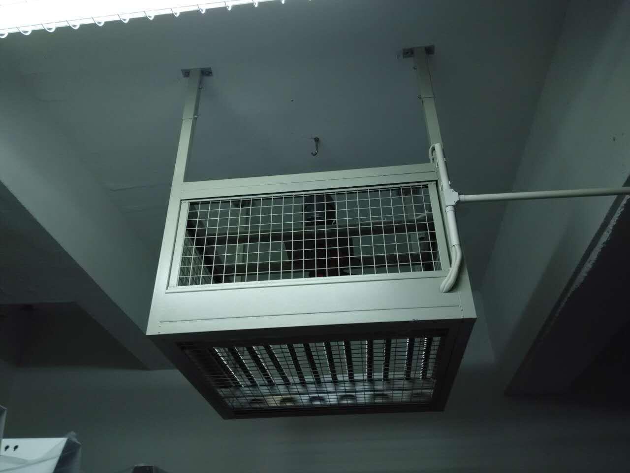 吊顶式加热箱